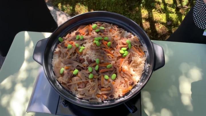 炊き込みご飯3
