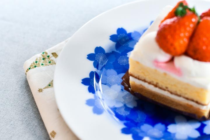 SAKURA ケーキ皿